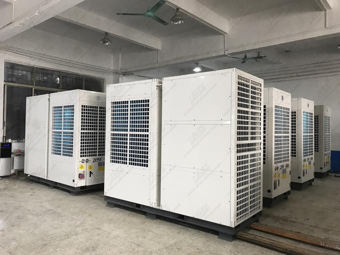 Commercial Event Packaged Air Conditioner Units / Tent Air Conditioning Systems