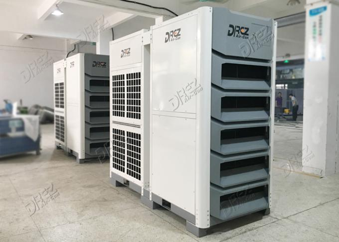 Drez Aircon Floor Standing Packaged Tent Air Conditioning For Exhibition Tent Cooling