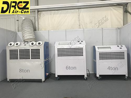 Small 7.5hp Portable Tent Air Conditioner For Temporary Commercial Events