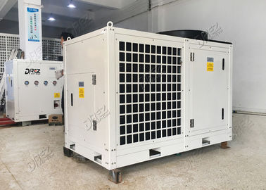 96000BTU Integral Temporary Air Conditioning Units 8 Ton 10HP Horizontal Portable Type
