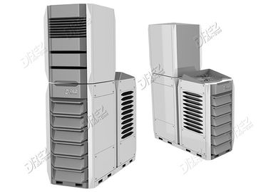 China Packaged Wedding Tent Air Conditioner , Vertical Party Tents Air Conditioning Units supplier