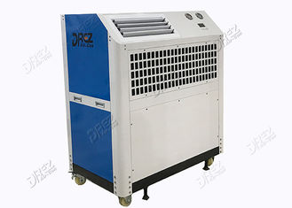 Mobile Wedding Tent Air Conditioner , Floor Standing 5HP 4 Ton AC Unit For Tent