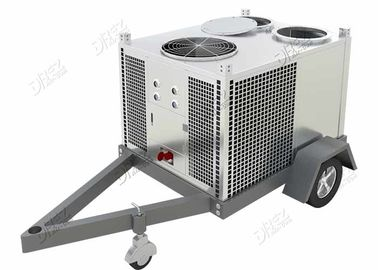 China R22 Axial Fan Trailer Mounted Air Conditioner , Energy Saving Industrial Evaporative Cooler supplier