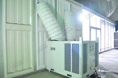 Mobile Ductable Industrial Tent Air Conditioner 21.25KW Powered For Event Cooling