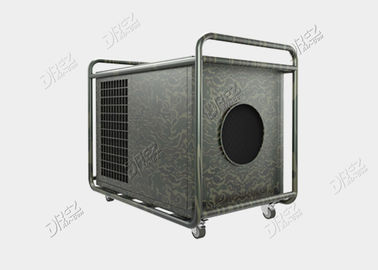 Small Horizontal Portable Tent Air Conditioner 4 Ton AC Unit For Military Tent Fast Cooling