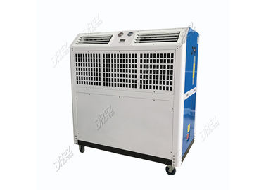 China All Packaged Temporary Air Conditioner , 10HP Commercial Tent Cooling System supplier