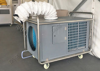 China 12.5HP Mini Portable Tent Ac Unit , Conference Cooling & Heating Tent Airconditioner supplier