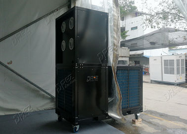 China 10HP Commercial Portable Air Conditioner Floor Standing For Temporary Tent Cooling supplier