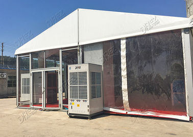 China Commercial Event Packaged Air Conditioner Units / Tent Air Conditioning Systems supplier