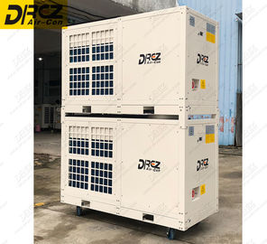 Exhibitions Buildings Ducting 10 HP Industrial Air Conditioning Unit Copeland Compressor