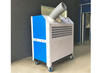 China 10hp 9 Ton High Efficient 108000btu Wedding Tent Air Conditioner Portable Air Cooled for Outdoor Event Tent Cooling supplier