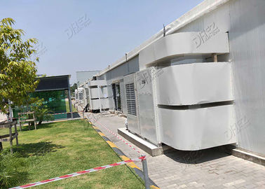 40HP 20*60 Wedding / Exhibition Tent Air Conditioner Outdoor Commercial Unit