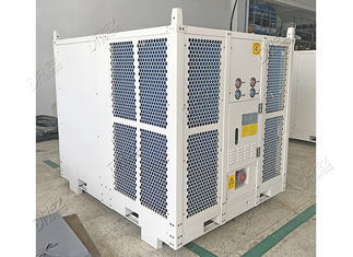 Copeland Compressor 72.5kw Outside Tent Air Cooler / Air Conditioner Package Unit 25HP
