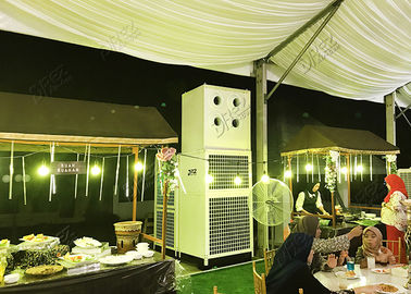 36HP Temporary Large Wedding Tent Air Conditioner Anti - High Temperature