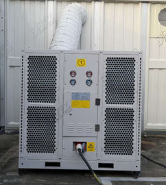 Personalized Self - Contained Trailer Portable Air Conditioner With Ducting For Aircraft Outdoor