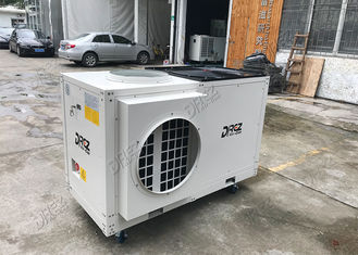 Drez Floor Standing Portable Tent Air Conditioner Air Cooled 8.5kw Ducted Packaged Cooling And Heating