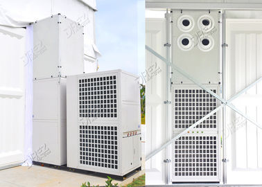 Central HVAC Tent Air Cooled Aircon Industrial Air Conditioner For Exhibition Tent
